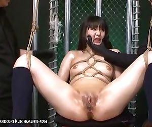 Extreme Japanese BDSM Sex 5 min