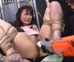 Japanese Bondage Sex - Pour Some Goo Over Me - 8 min