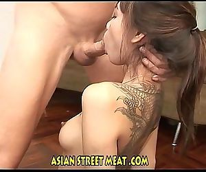 Asian Girl Pinkdragon 11 min