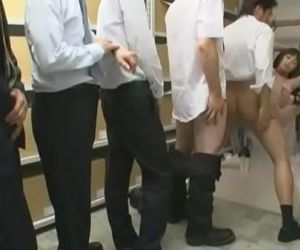 Slave and office furniture in Japan - 16 min