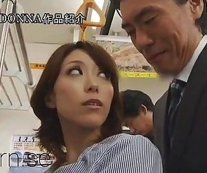 Serie: Married Woman Molester Train\'s compilation [JPorn.se] - 1 min 14 sec