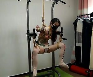 Chinese Bondage Mask Girl