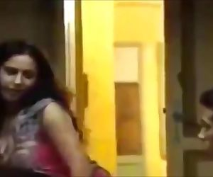 Pornmoza.com - Arab step mother with Her step Son Movie Scene