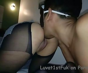 Anal night with very tight ass filipina